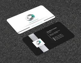 #12 for Quickly design a modern black and silver Business card by joney2428
