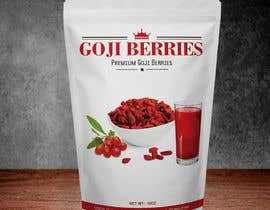 #49 for Label Design -- Goji Berries by zeddcomputers