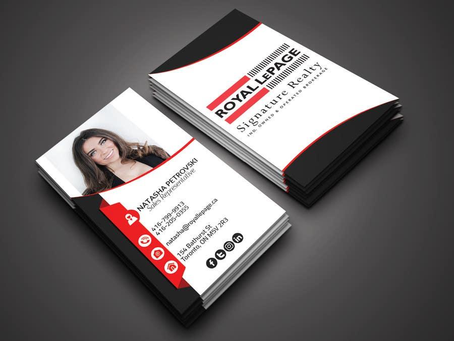 Proposition n°256 du concours Design some Business Cards