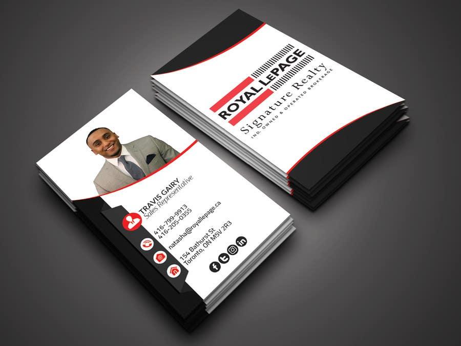 Proposition n°257 du concours Design some Business Cards