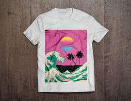 #36 for Vaporwave T-Shirt Design by gicaandgnjida