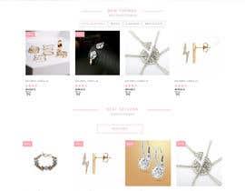 nº 29 pour Design a Website Mockup par mahwishnaz6