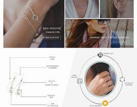 nº 9 pour Design a Website Mockup par shamrat42