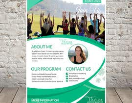 #14 for Design a flyer for fitness business by SubheSaadik