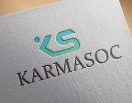nº 22 pour Logo Design for KarmaSoc par TishaGraphics