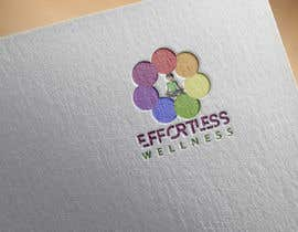 #77 for Design a Logo wellness by TishaGraphics