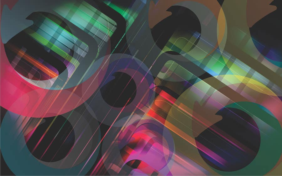 Proposition n°22 du concours Design some abstract digital background.