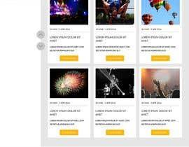 nº 5 pour Design a Website Mockup - May 2017 par a25126631