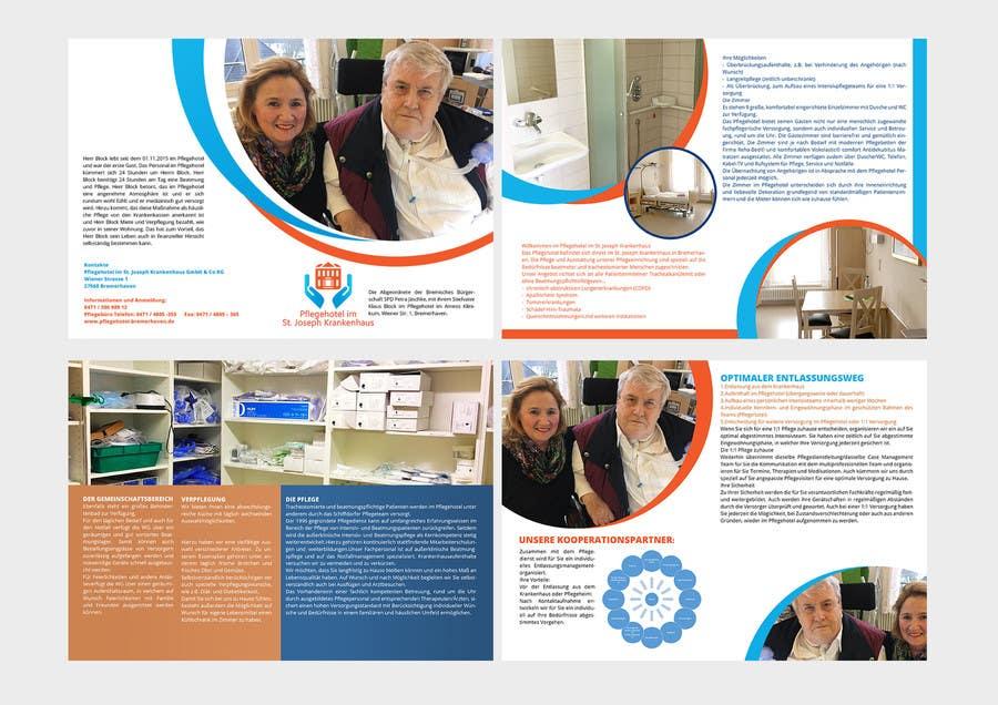 Kilpailutyö #                                        1                                      kilpailussa                                         Design a Brochure for Patients and Doctors (Intensive Care related)