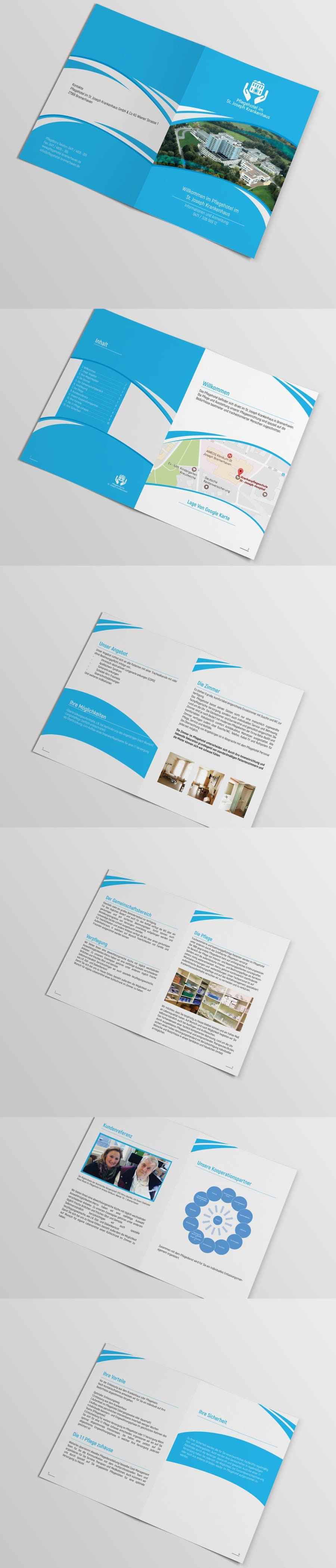 Kilpailutyö #                                        11                                      kilpailussa                                         Design a Brochure for Patients and Doctors (Intensive Care related)