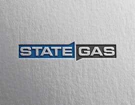 nº 12 pour Design a simple logo for a new company 'State Gas' par mindreader656871