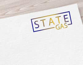 nº 43 pour Design a simple logo for a new company 'State Gas' par Serge639