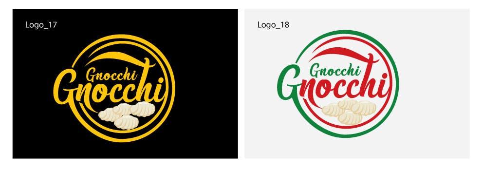 Proposition n°143 du concours Gnocchi Gnocchi Logo Design