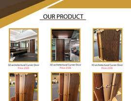 nº 6 pour Design a Brochure par asfiaasa