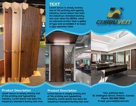 nº 15 pour Design a Brochure par mrinal77
