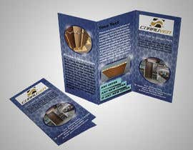 nº 16 pour Design a Brochure par mrinal77