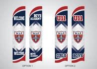 Proposition n° 11 du concours Graphic Design pour Design a Soccer Field Flag