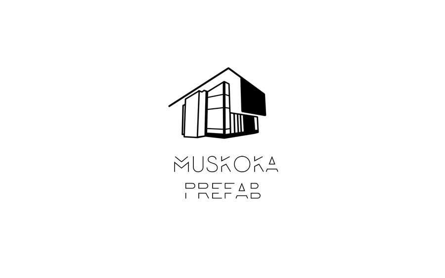 Proposition n°3 du concours Design a Simple Clean Logo - Modern Prefab Homes