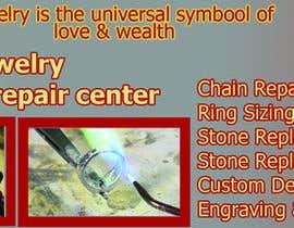 nº 10 pour Design a 3 Banner for a jewelry store par anjumonowara