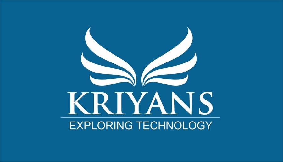 Inscrição nº                                         37                                      do Concurso para                                         Design a Logo for kriyance
