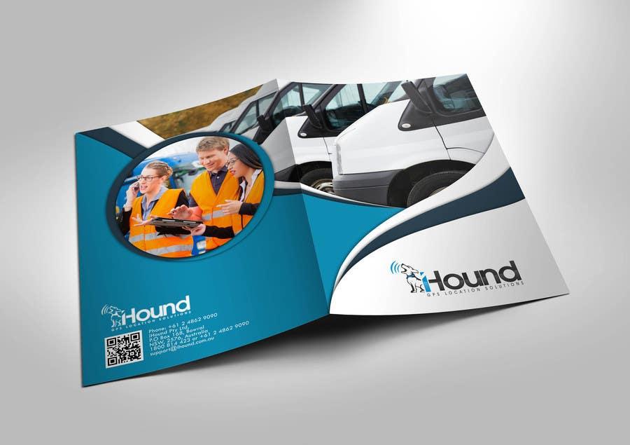 Konkurrenceindlæg #                                        7                                      for                                         Design a Brochure for iHound