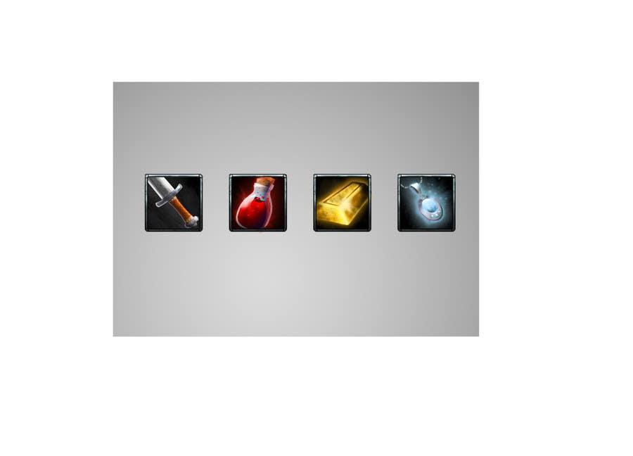 Proposition n°9 du concours RPG App Icons