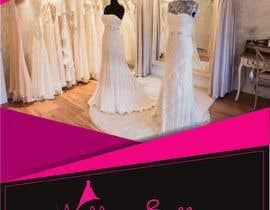 nº 11 pour Advertise bridal consignment business par zonicdesign