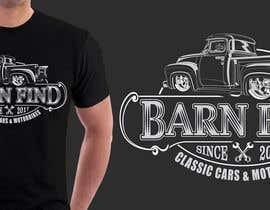 nº 8 pour t-shirt design for classic car and motorcycle restoration brand par cjaraque