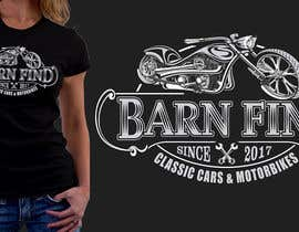 nº 12 pour t-shirt design for classic car and motorcycle restoration brand par cjaraque