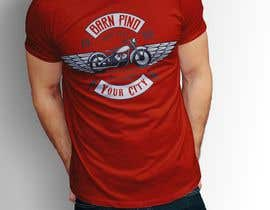 nº 27 pour t-shirt design for classic car and motorcycle restoration brand par ShovanGd