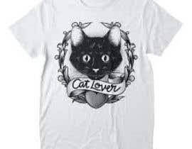 "#18 for T-shirt design ""Cat-programmer"" by syazwanijamal"