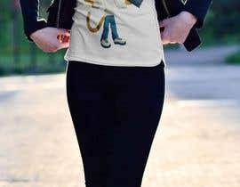 """nº 12 pour T-shirt design """"Cat-programmer"""" par DesignBuzz99"""