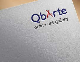 nº 9 pour Logo design for art gallery website par maanojam