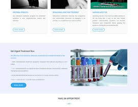 nº 5 pour Design Homepage design for my website par thiyagarajantks