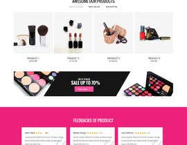 nº 39 pour Glam Makeup Website par syrwebdevelopmen