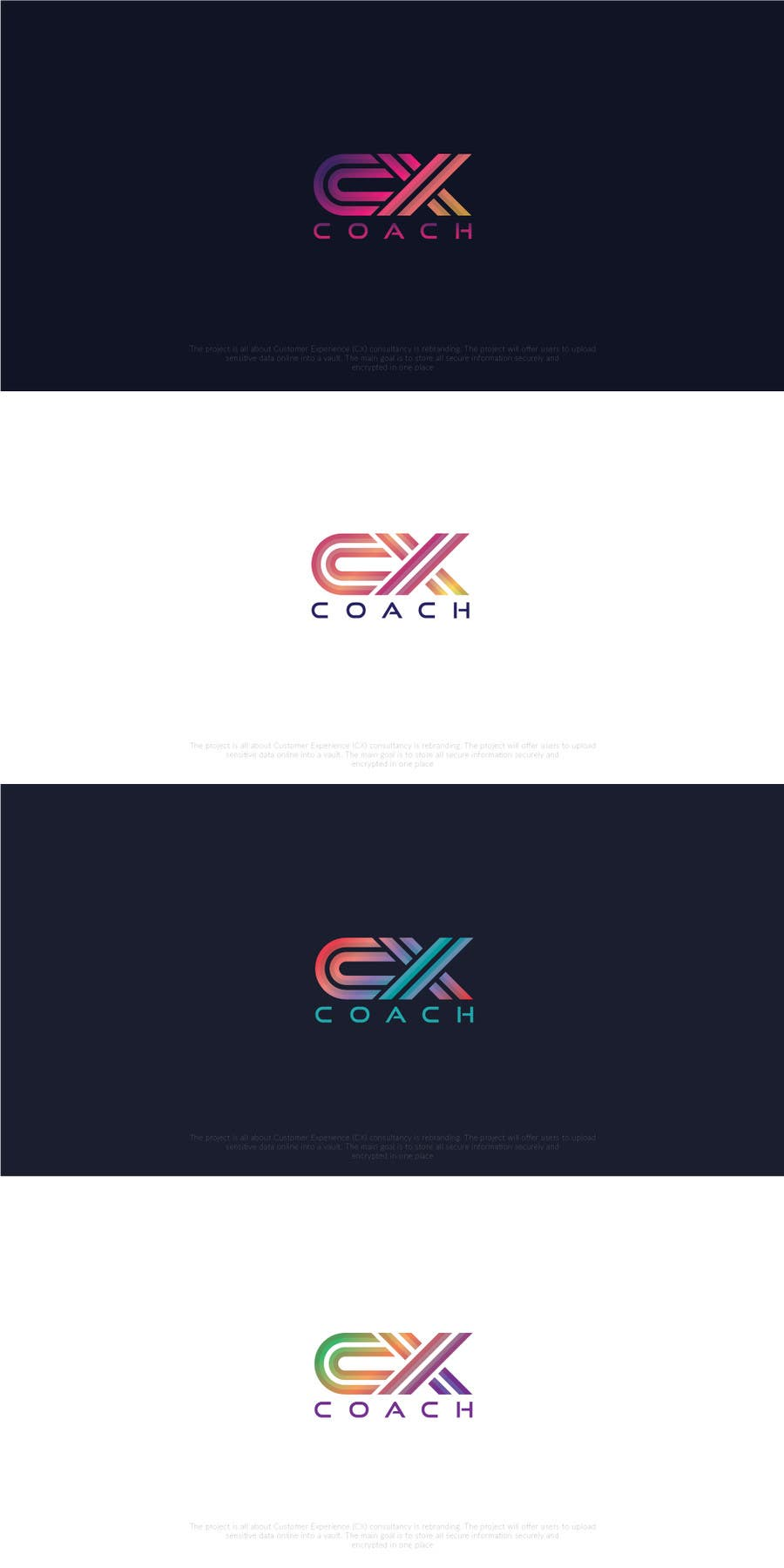 Proposition n°116 du concours Rebrand - Design a Logo for our Customer Experience consultancy