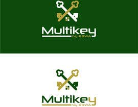 nº 35 pour New Logo Required - Multikey par qaisarawan103