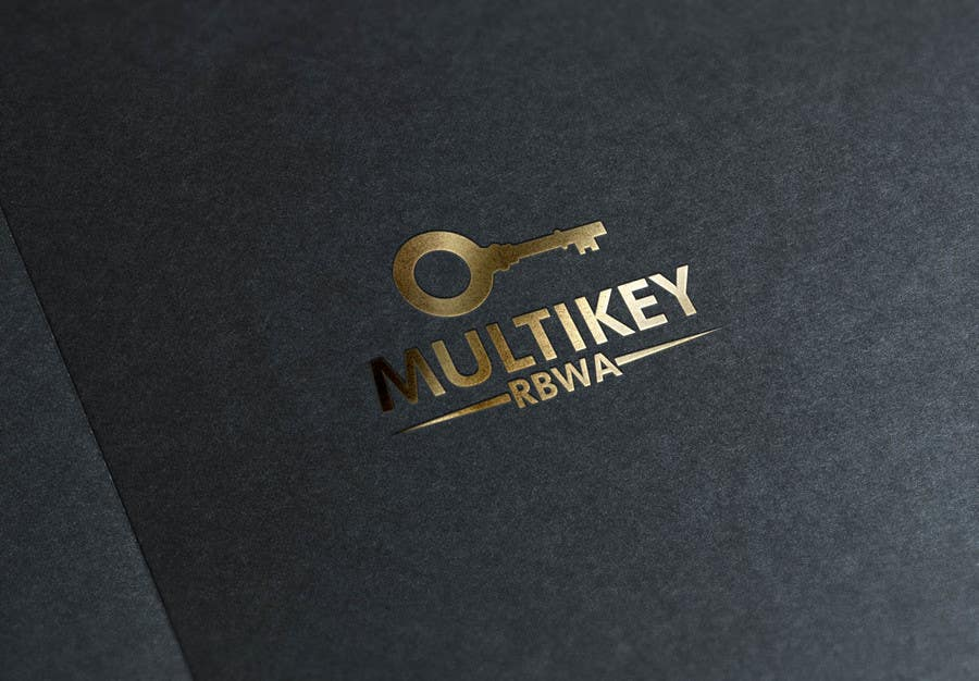Proposition n°12 du concours New Logo Required - Multikey