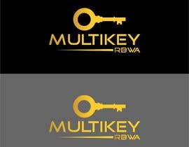nº 13 pour New Logo Required - Multikey par gauravparjapati
