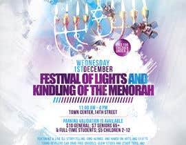 #15 untuk Graphic Design for TicketPrinting.com HANUKKAH POSTER & EVENT TICKET oleh thuanbui