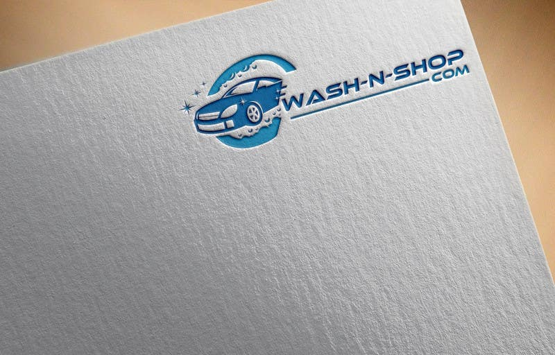 Proposition n°132 du concours Logo Design for Car Wash