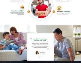 #6 for Website Mockup by saidesigner87