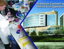 nº 15 pour Design a banner for clinical research web app par abdesign91