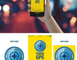 #97 for To design a logo for Tours GPS by Naumovski