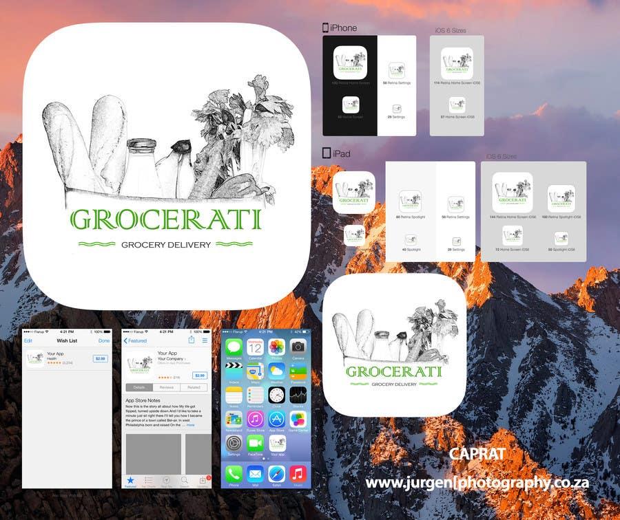 Proposition n°31 du concours Quick contest: Design a Logo for App + App Icon