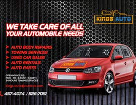 #4 for King's Auto Facebook Ad Banner by phonixiaa