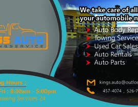 #30 for King's Auto Facebook Ad Banner by ibrahimbd2042