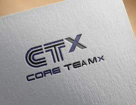 "#282 for CRB ""Core Team X"" Logo by gdmsohelparvez"