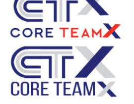 "#295 for CRB ""Core Team X"" Logo by gdmsohelparvez"