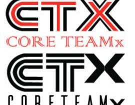 "#296 for CRB ""Core Team X"" Logo by gdmsohelparvez"